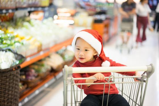 Nielsen IDs New Spending Groups for Holidays