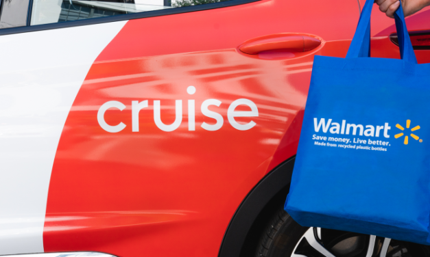 Walmart To Pilot All-Electric Self-Driving Delivery In 2021
