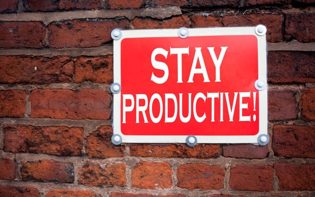 9 Ways to Bolster Your Daily Productivity and Efficiency