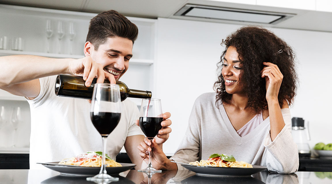 Alcohol Consumers 2020: Safely Imbibing at Home