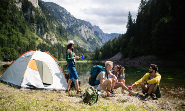 Advertising Strategies for Camping Market 2020