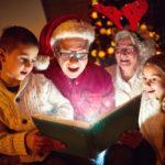 Sharing Holiday Stories