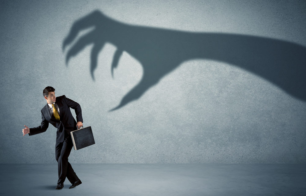 Halloween Scares: Top Fears of Salespeople Facing 2021