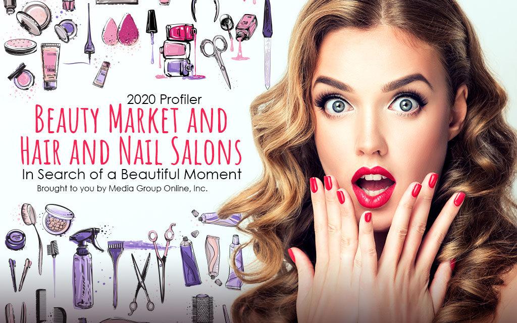 Beauty Market and Hair and Nail Salons 2020 Presentation