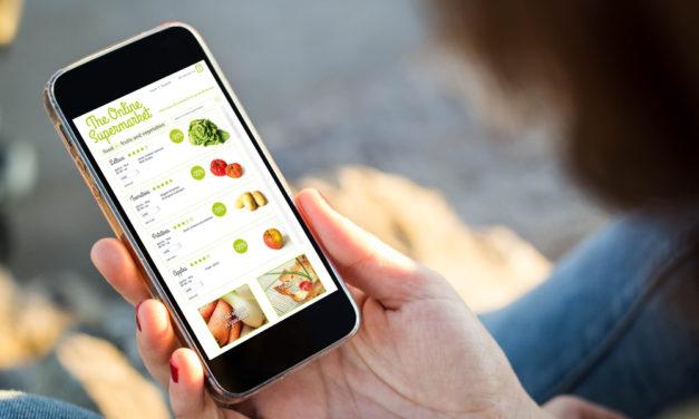 Digital Tools Enhance Grocery Shopping