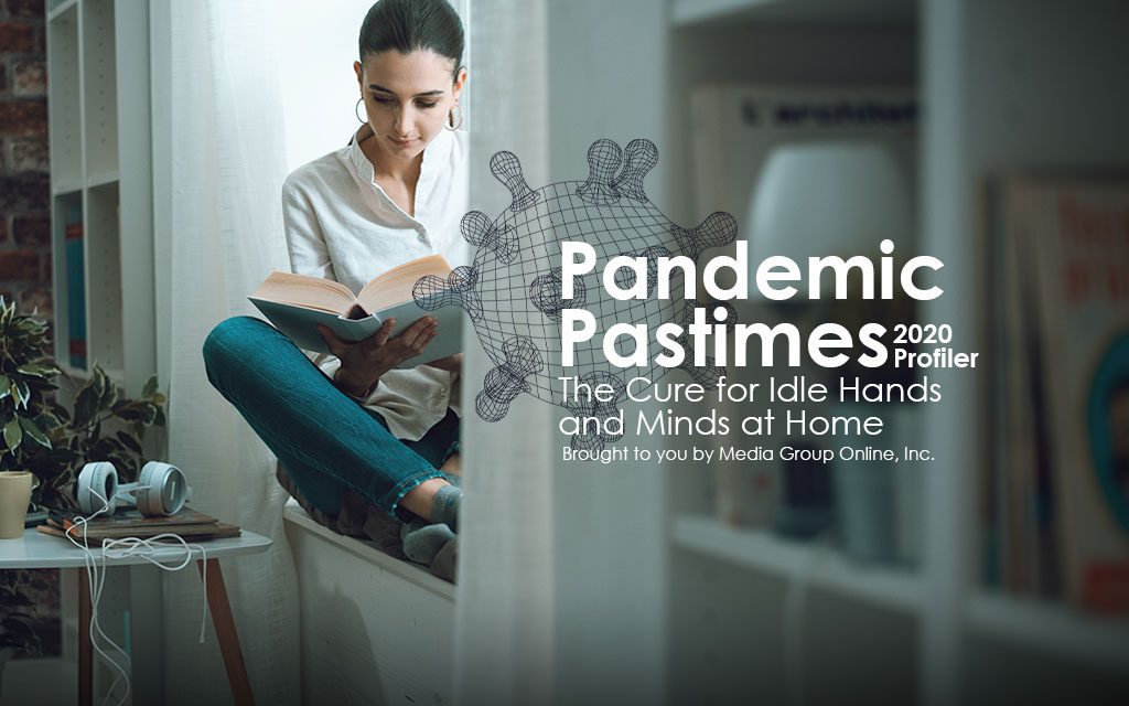 Pandemic Pastimes: Books, Arts & Crafts and Hobbies 2020 Presentation
