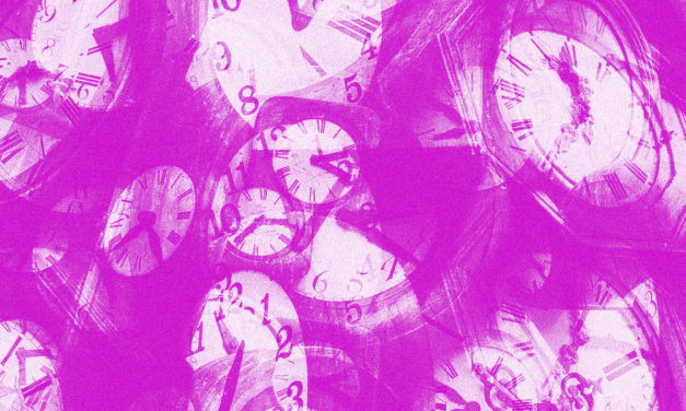 Feel Like you Never Have Enough Time? Try These 5 Ways to Cope with the Anxiety