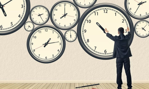 The Value of a Time Inventory