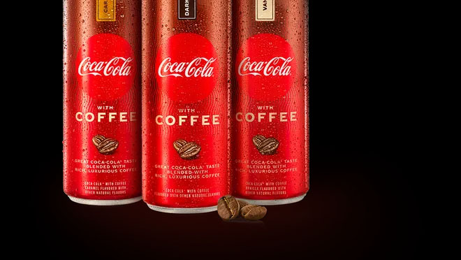 Coca-Cola With Coffee: Company's Latest Bet Against Sluggish Sales