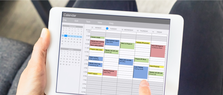 Why You Should Hyper-Schedule Your Days