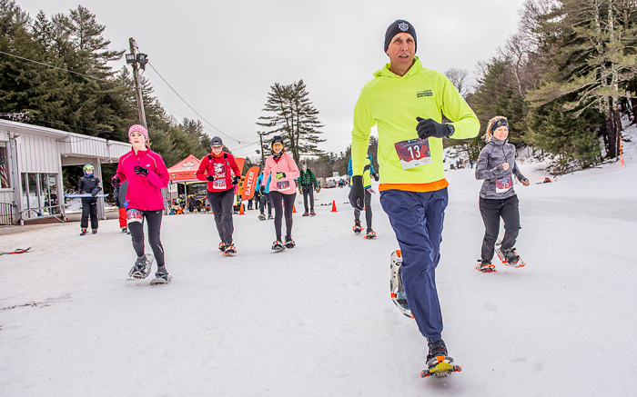 Snowshoe Sales Surged 273% Even Before This Week's Big Winter Storm Hit, Here's Why