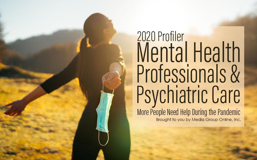 Mental Health Professionals & Psychiatric Care 2020 Presentation