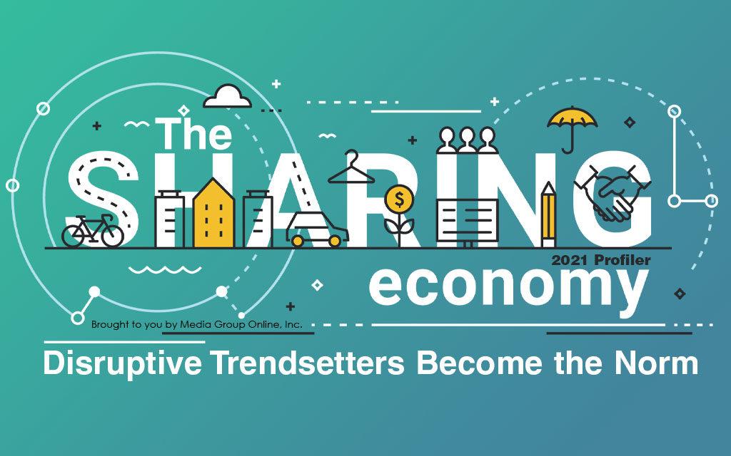 The Sharing Economy 2021 Presentation