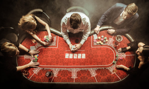 Know When to Hold 'Em: Drawing Lessons in Negotiations from Poker