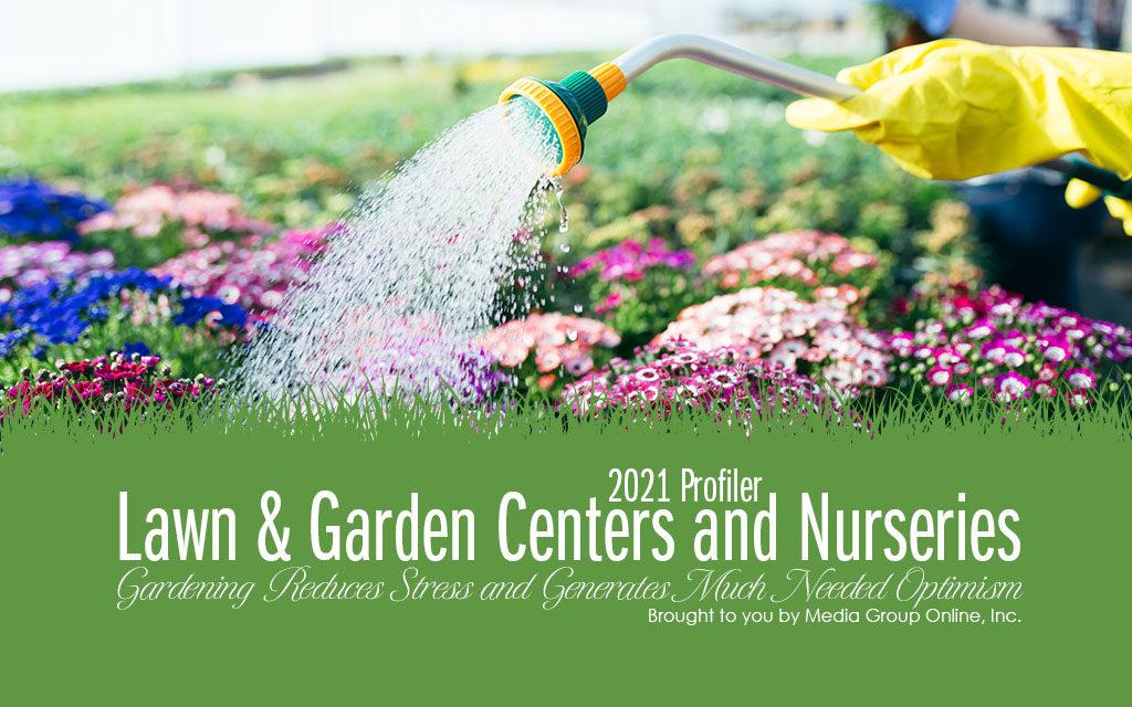 Lawn & Garden Centers and Nurseries 2021 Presentation