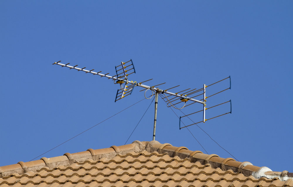 Up with Antennas!