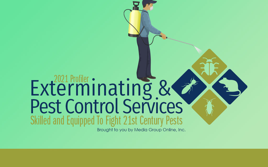 Exterminating & Pest Control Services 2021 Presentation