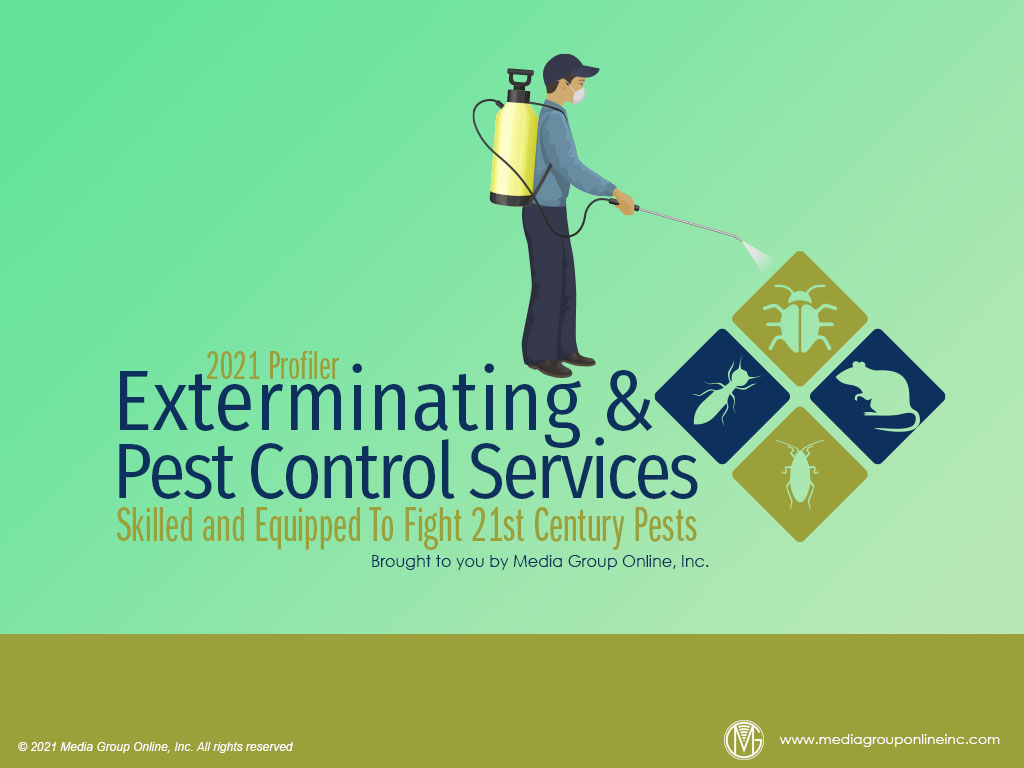 Exterminating & Pest Control Services 2021 PowerPoint Presentation