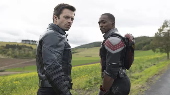 Nielsen Streaming: 'Falcon and Winter Soldier' Tops SVOD Originals