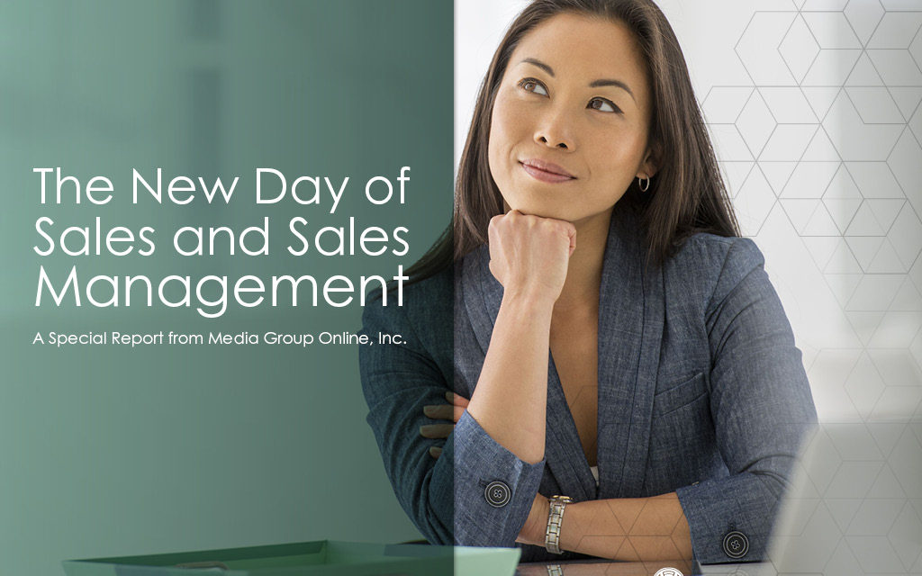The New Day of Sales and Sales Management