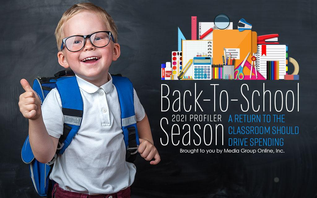 Back-To-School Season 2021 Presentation