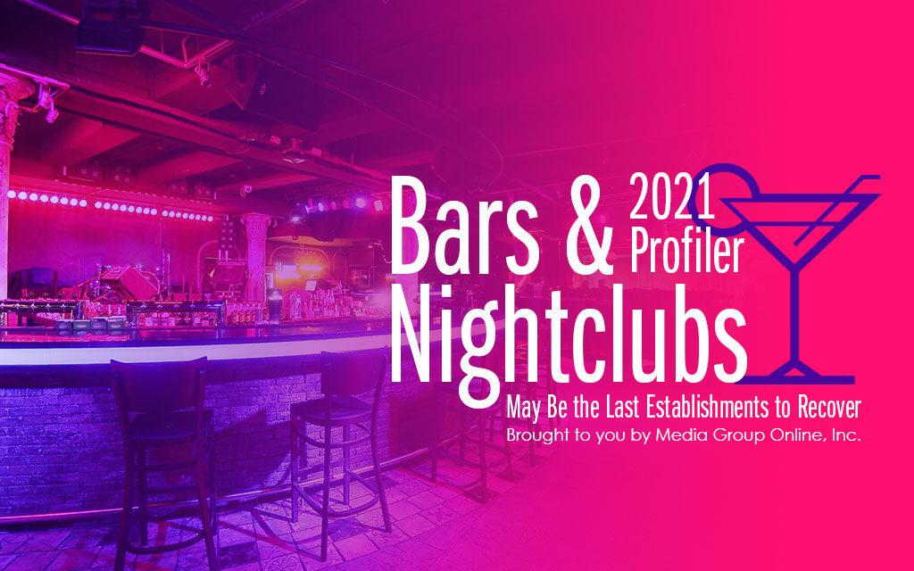 Bars & Nightclubs 2021 Presentation