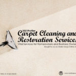Carpet Cleaning and Restoration Services 2021 Presentation