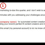 Email Marketing for Businesses: How Not to Write a Follow-Up Email