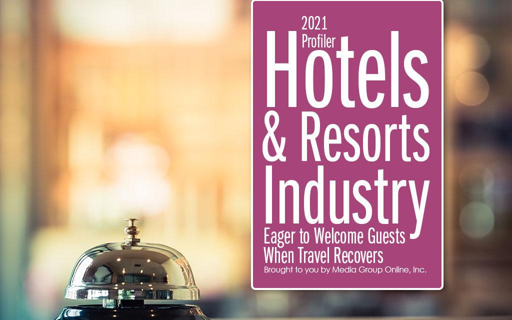 Hotels & Resorts Industry 2021 PLUS Presentation