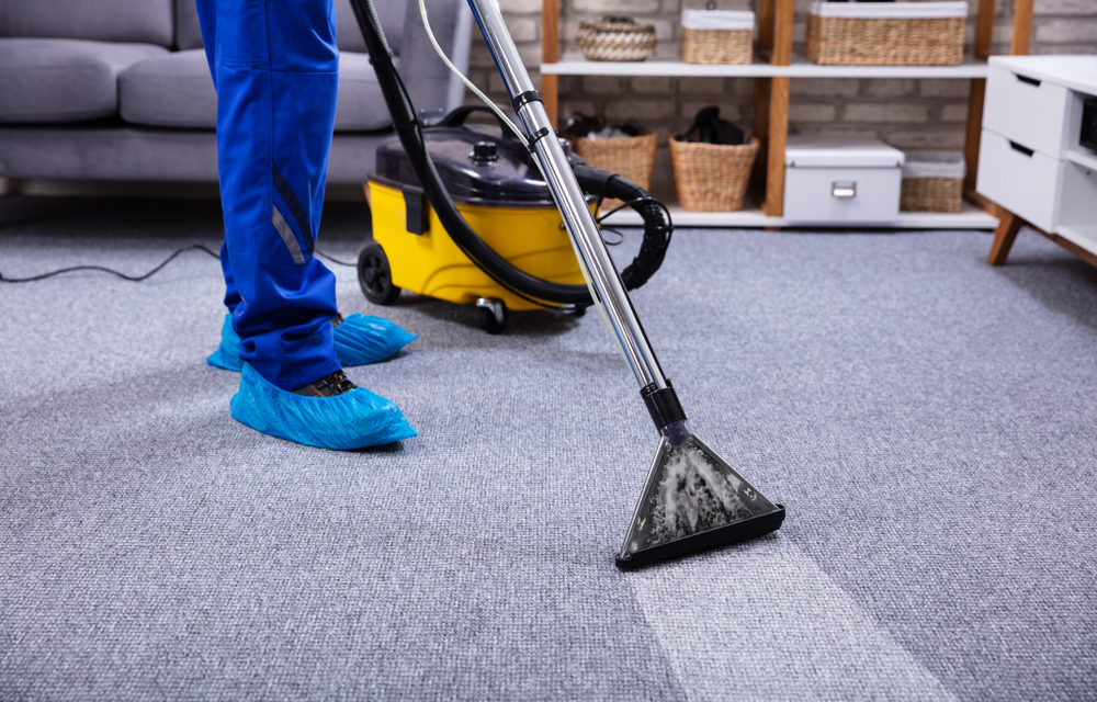 Advertising Strategies for Carpet Cleaning and Restoration Services 2021