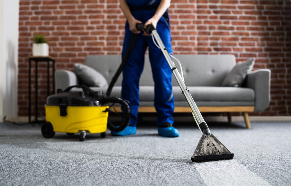 Carpet Cleaning and Restoration Services 2021