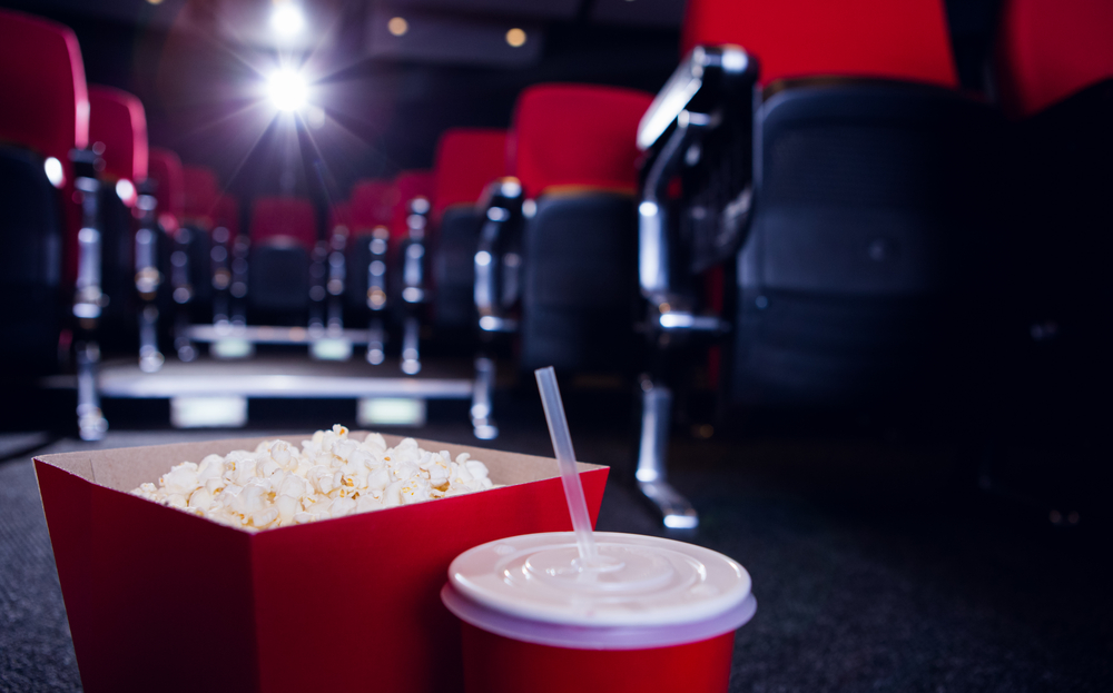 Advertising Strategies for Movies and Theaters Industry 2021