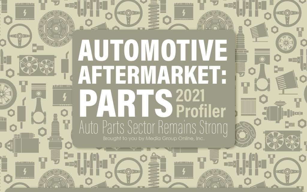 Automotive Aftermarket: Parts 2021 Presentation