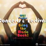 Concerts & Festivals 2021 Presentation