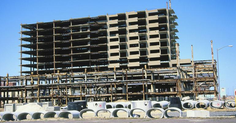Construction Costs Cut into Yields for Apartment Developers