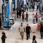 Cash-Flush Americans Lift U.S. Retail Sales; Shortages Depress Auto Purchases