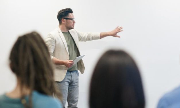 What You Say Matters: Bring Executive Presence to Your Presentation
