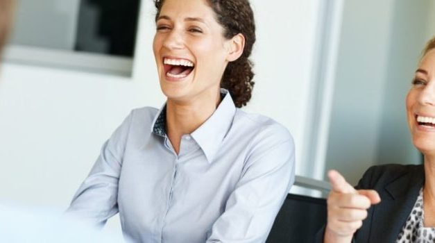Do You Inject Humor in Meetings?