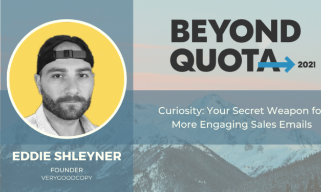Curiosity: Your Secret Weapon for More Engaging Sales Emails