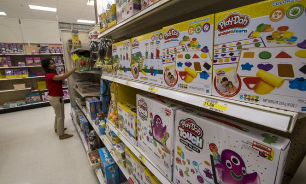 Hasbro CEO Expects Robust Demand to Continue Despite Higher Prices, Toymaker's Shares Rise 11%
