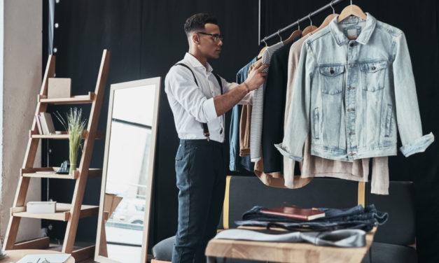 Advertising Strategies for Menswear Market 2021