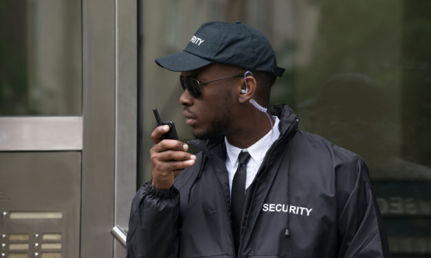 Promote the Value of Security Officer
