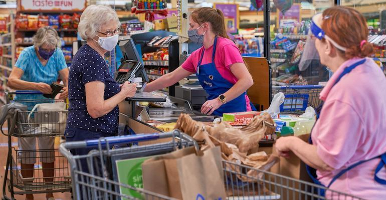 Another Stockpiling Round May Be in Store for Grocers