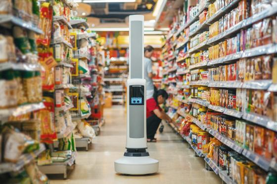 Schnucks Becomes 1st Grocer to Deploy AI Robots Chainwide